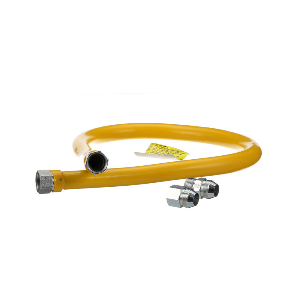 "32-1634 - JET FORCE GAS HOSE ONLY 3/4"" X 48""L"
