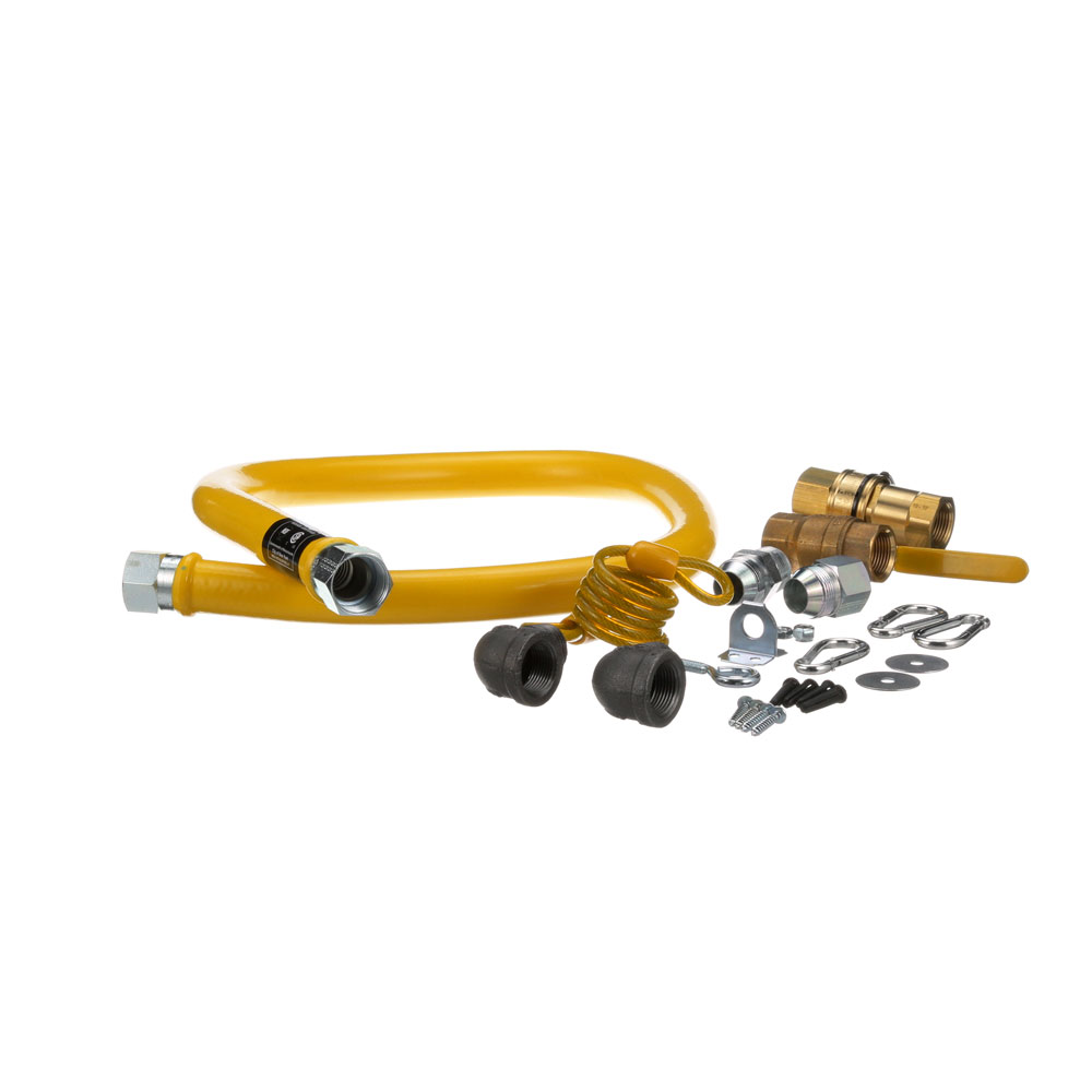 "32-1647 - JET FORCE HOSE KIT -   3/4"" X 48"""