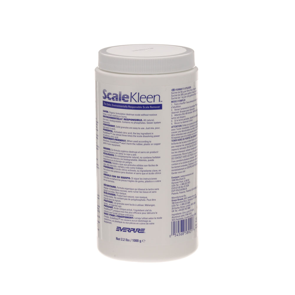 EVERPURE - EV9798-35 - POWDER, SCALE-KLEEN