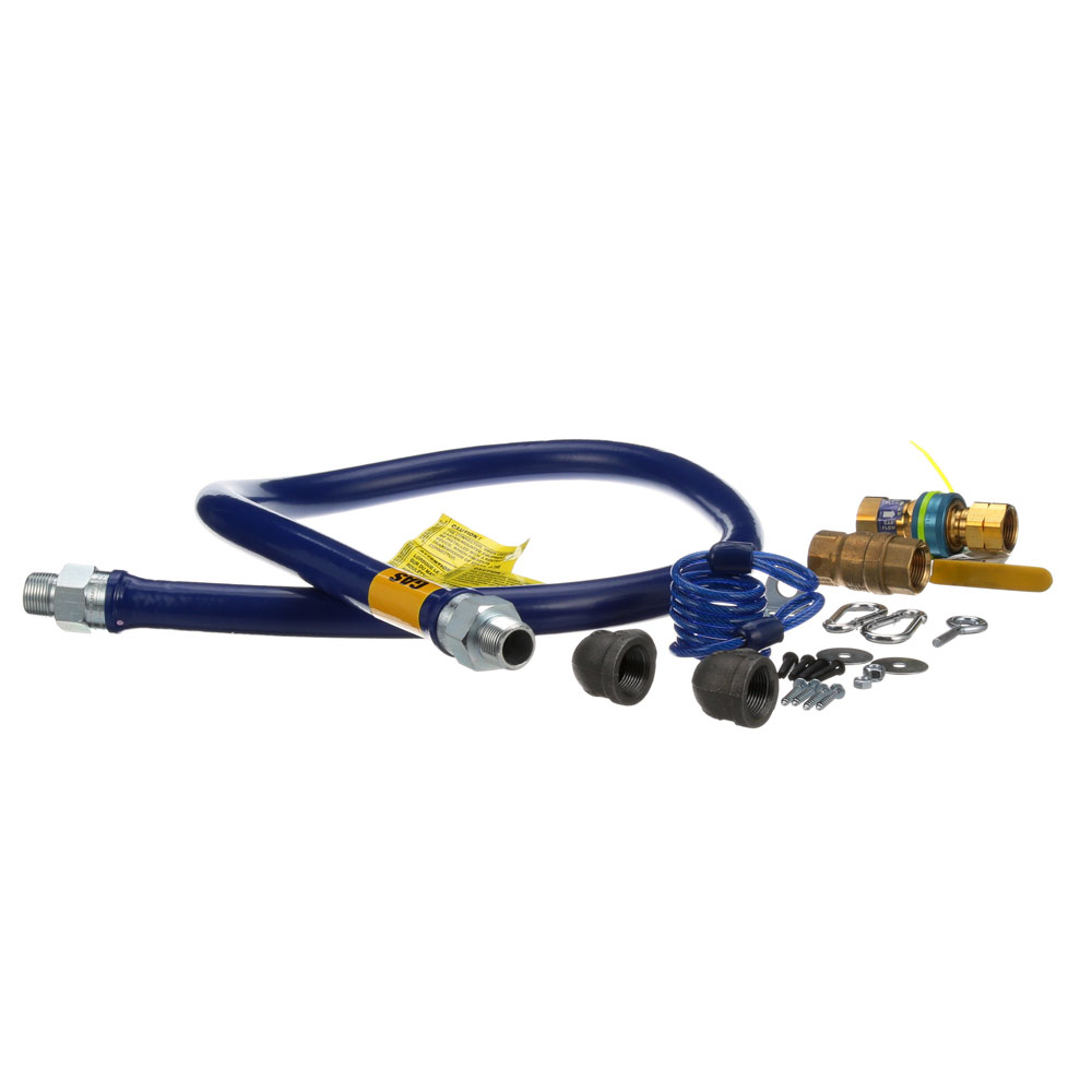 "DORMONT - 1675KIT60 - HOSE KIT, GAS - 3/4"" X 60"