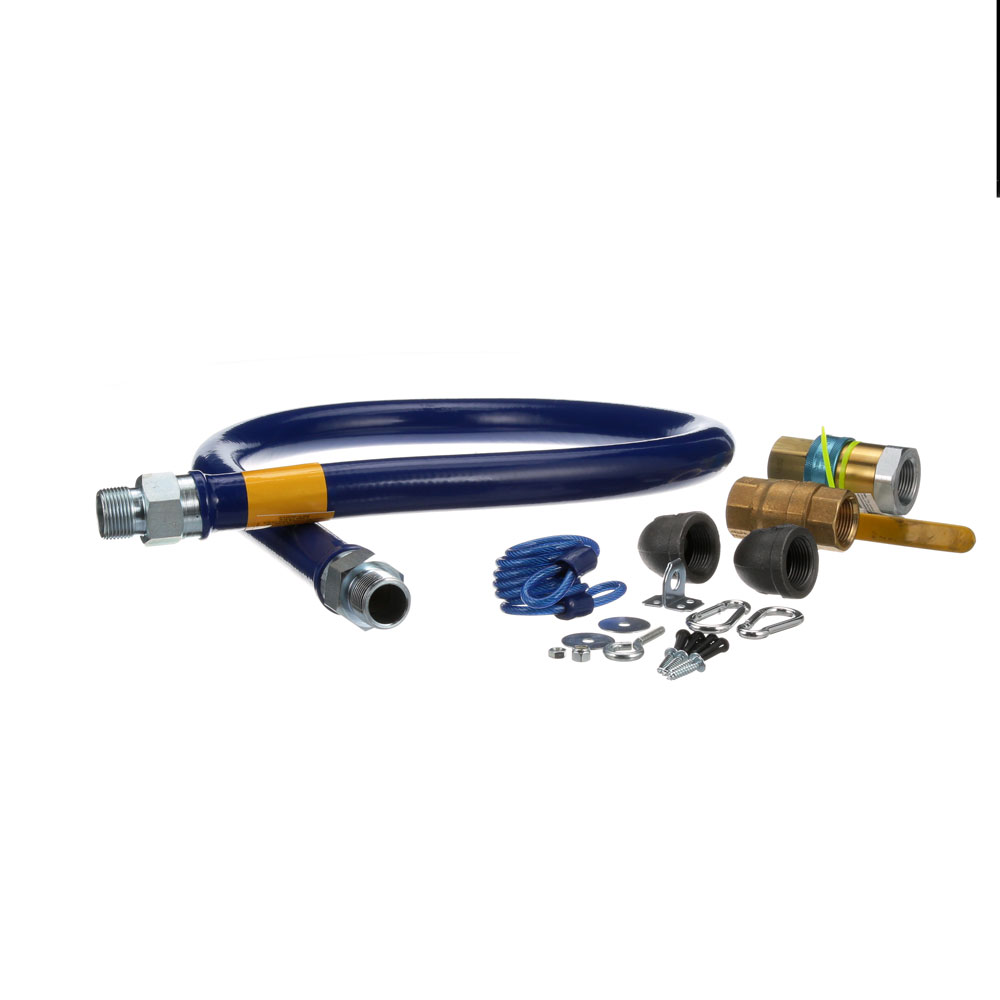 "DORMONT - 16100KIT60 - HOSE KIT, GAS - 1"" X 60"