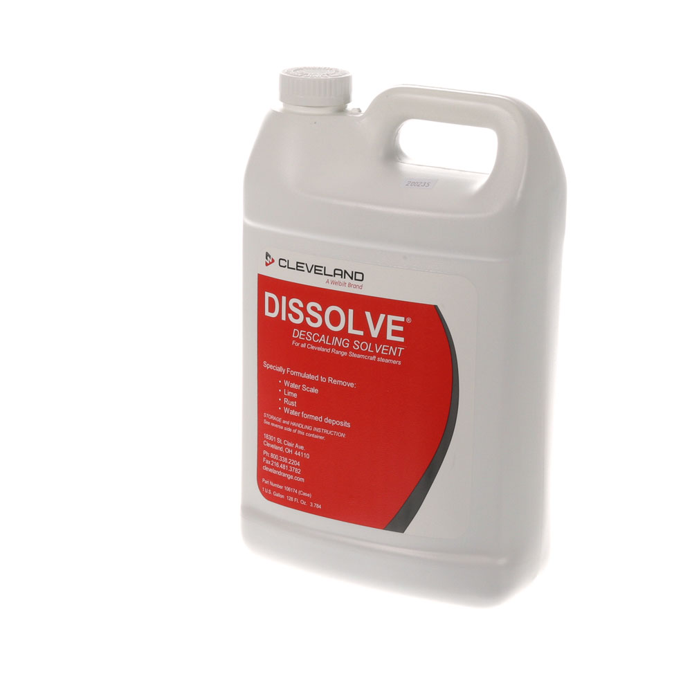 32-2179 - DESCALER - DISSOLVE, ONE GALLON