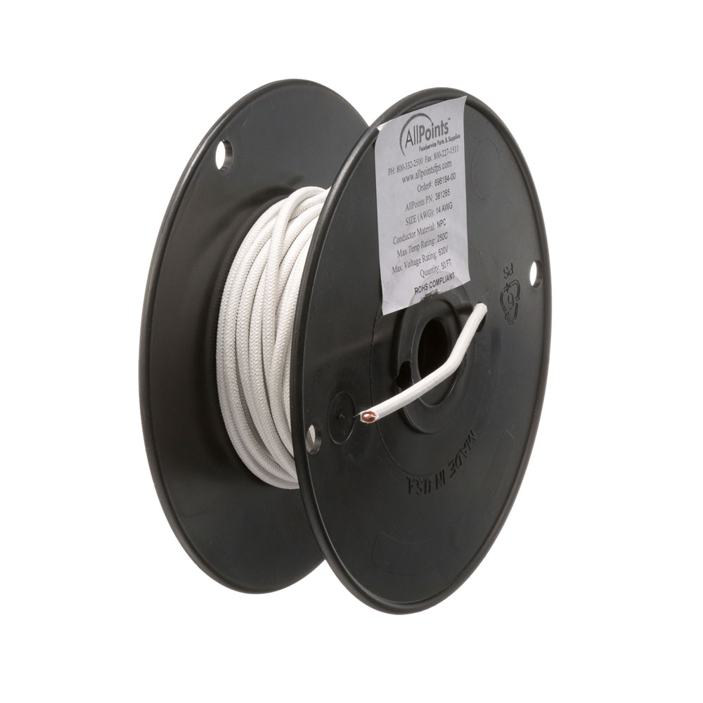 38-1265 - WIRE (50 FT ROLL) #14 SRGN