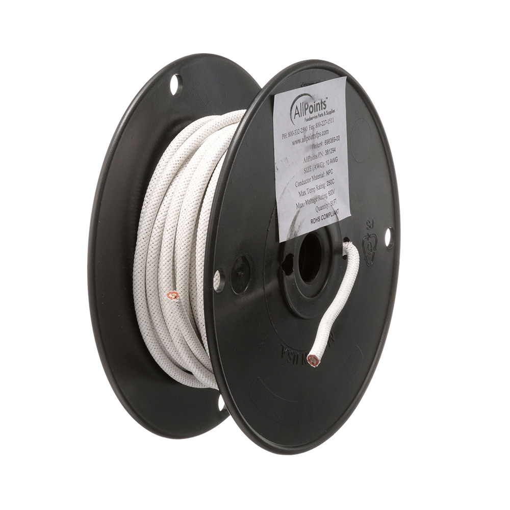 38-1294 - WIRE (50 FT ROLL) #10 SRGN