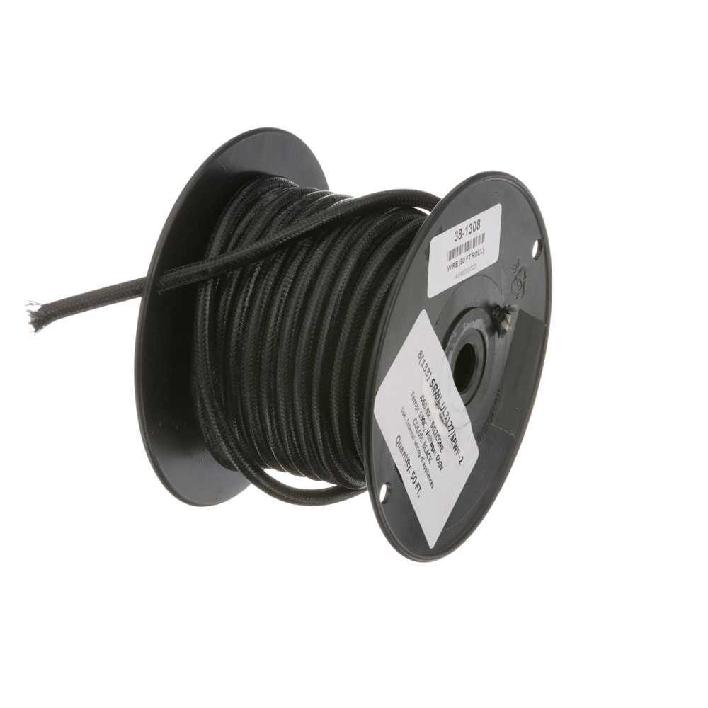 38-1308 - WIRE (50 FT ROLL) SF2 BLACK