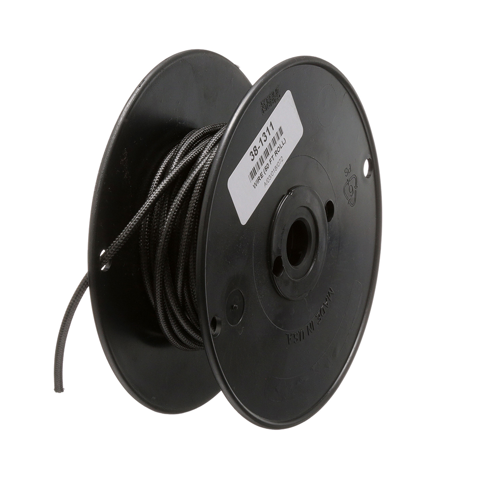 38-1311 - WIRE (50 FT ROLL) #12 SF2 BLACK