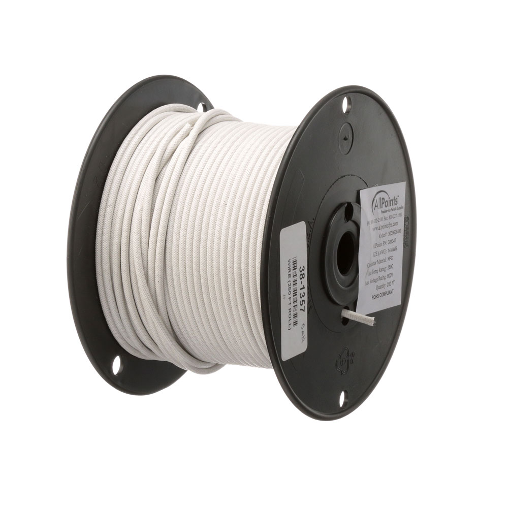 38-1357 - WIRE (250 FT ROLL) #10 GAUGE
