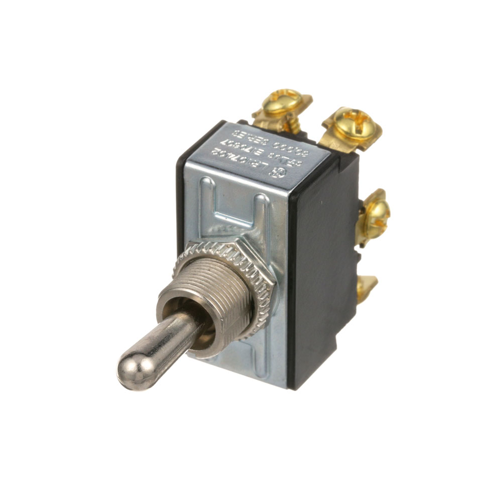 42-1012 - TOGGLE SWITCH 1/2 DPDT, CTR-OFF