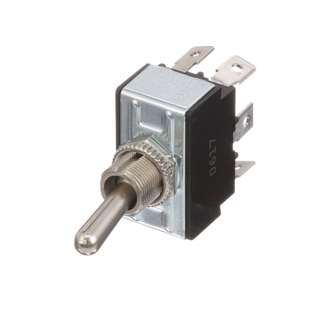42-1037 - TOGGLE SWITCH 1/2 DPDT