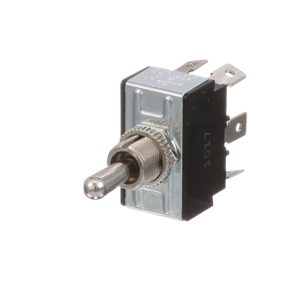 TOGGLE SWITCH 1/2 DPDT, CTR-OFF