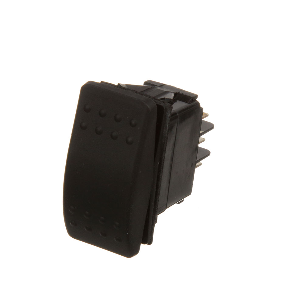 42-1312 - ROCKER SWITCH 7/8 X 1-1/2 DPDT CTR-OFF