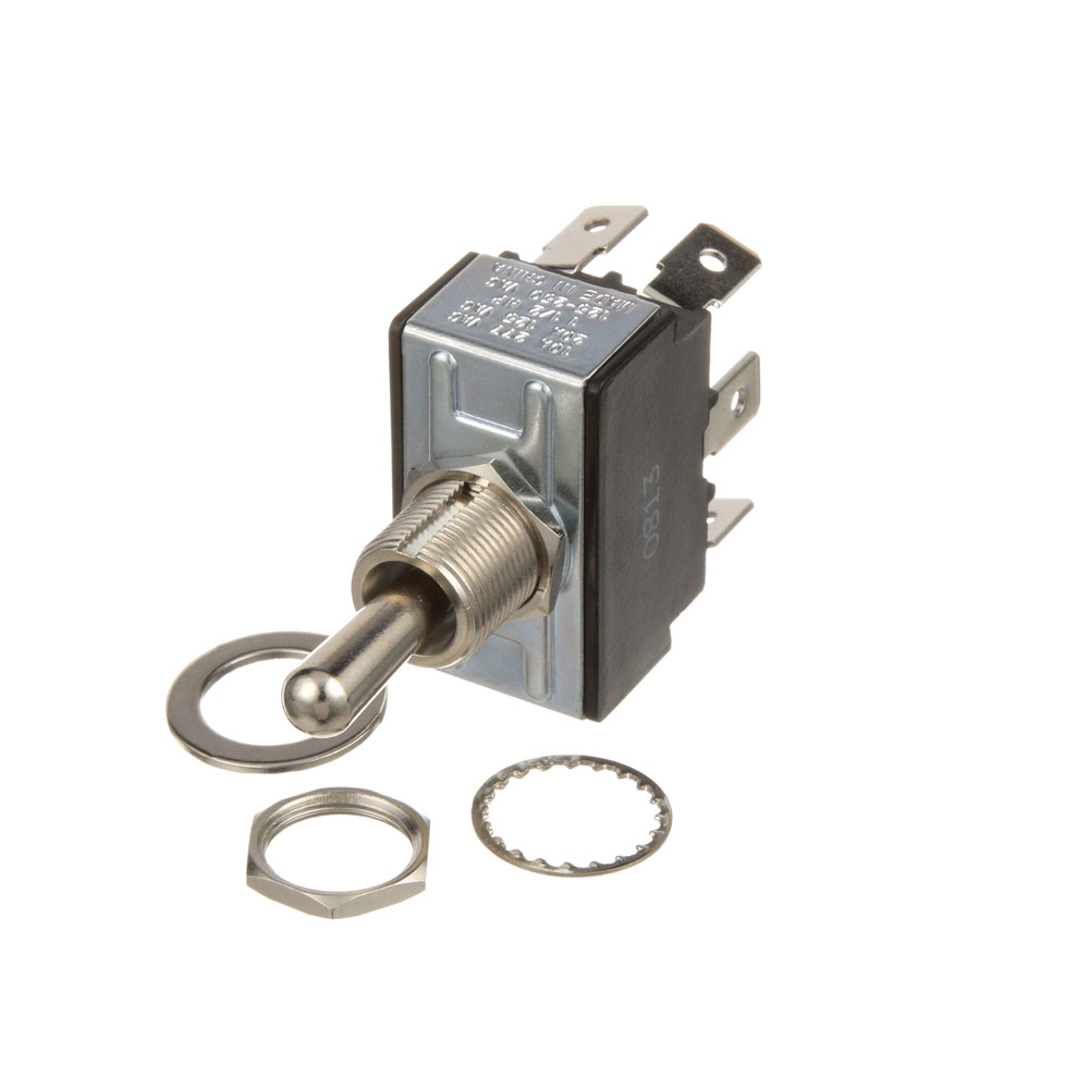 42-1357 - 3 POSITION SWITCH 7/16 DPDT