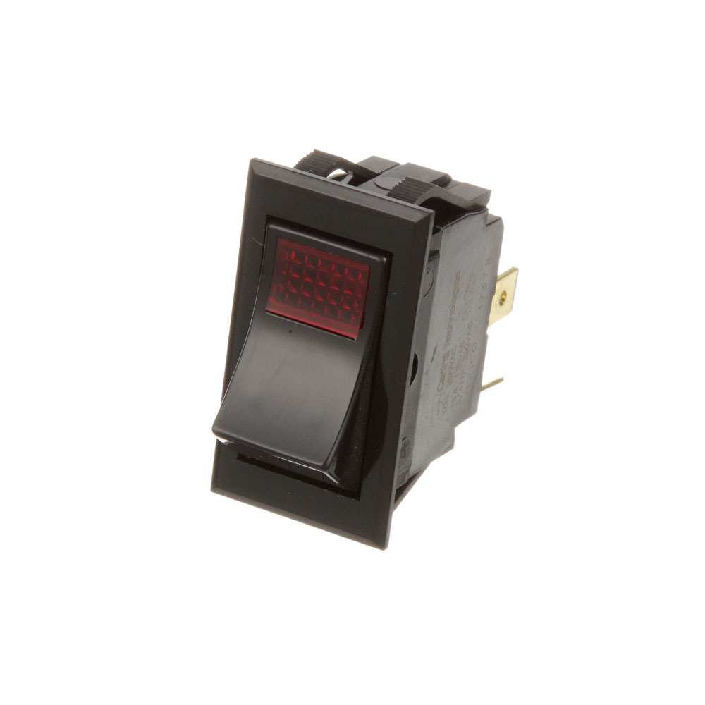 42-1519 - ROCKER SWITCH RED LIGHTED