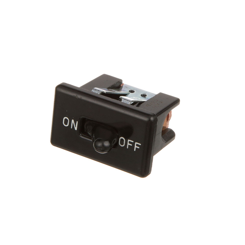 42-1763 - SWITCH, ON/OFF BLACK TOGGLE