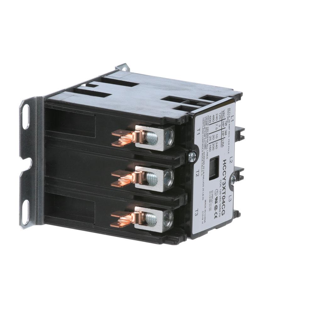 44-1081 - CONTACTOR 3P 40/50A 120V