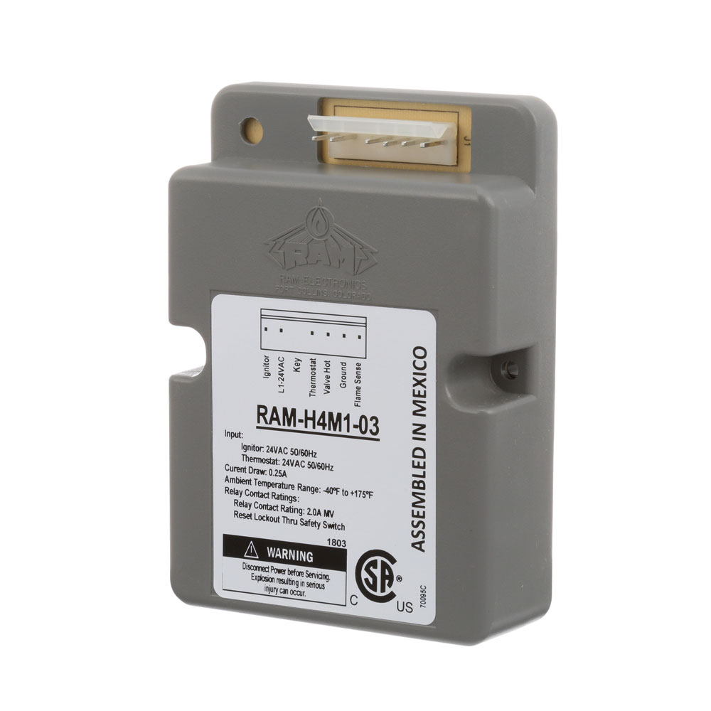 BAKERS PRIDE - M2138A - IGNITION CONTROL