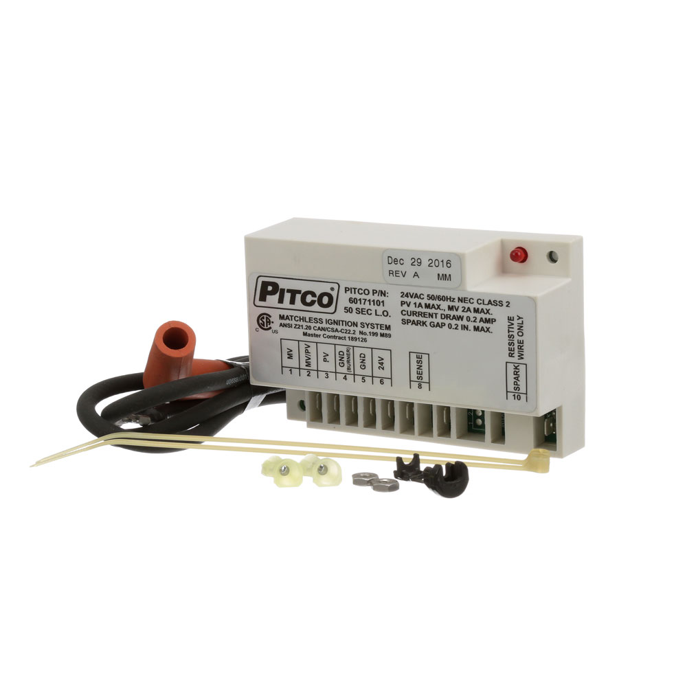 PITCO - B8704701-CL - IGNITION CONTROL KIT