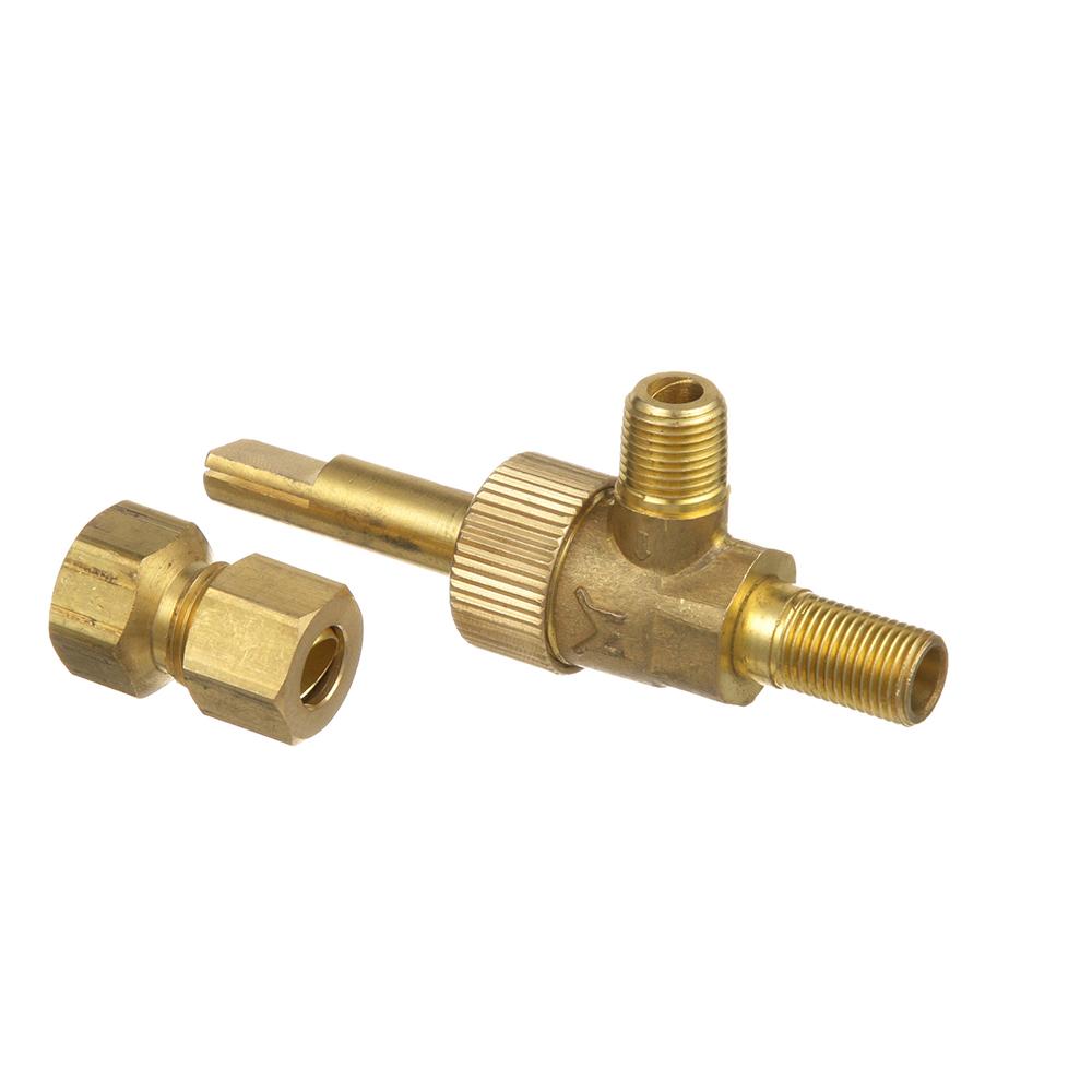 """52-1014 - GAS VALVE 1/8"""" X 5/16"""" TUBE"""