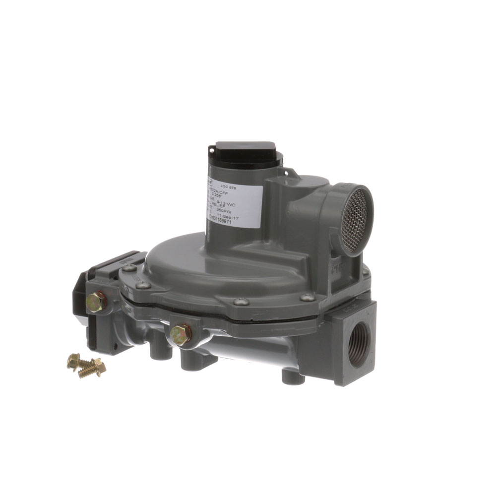 52-1115 - GAS REGULATOR