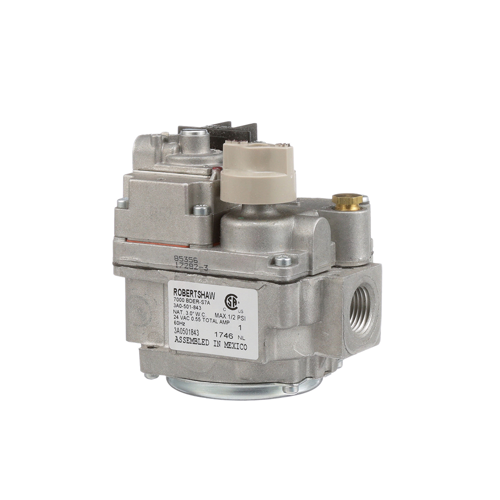 "54-1057 - GAS VALVE NAT/LP 3/4"" 120V"