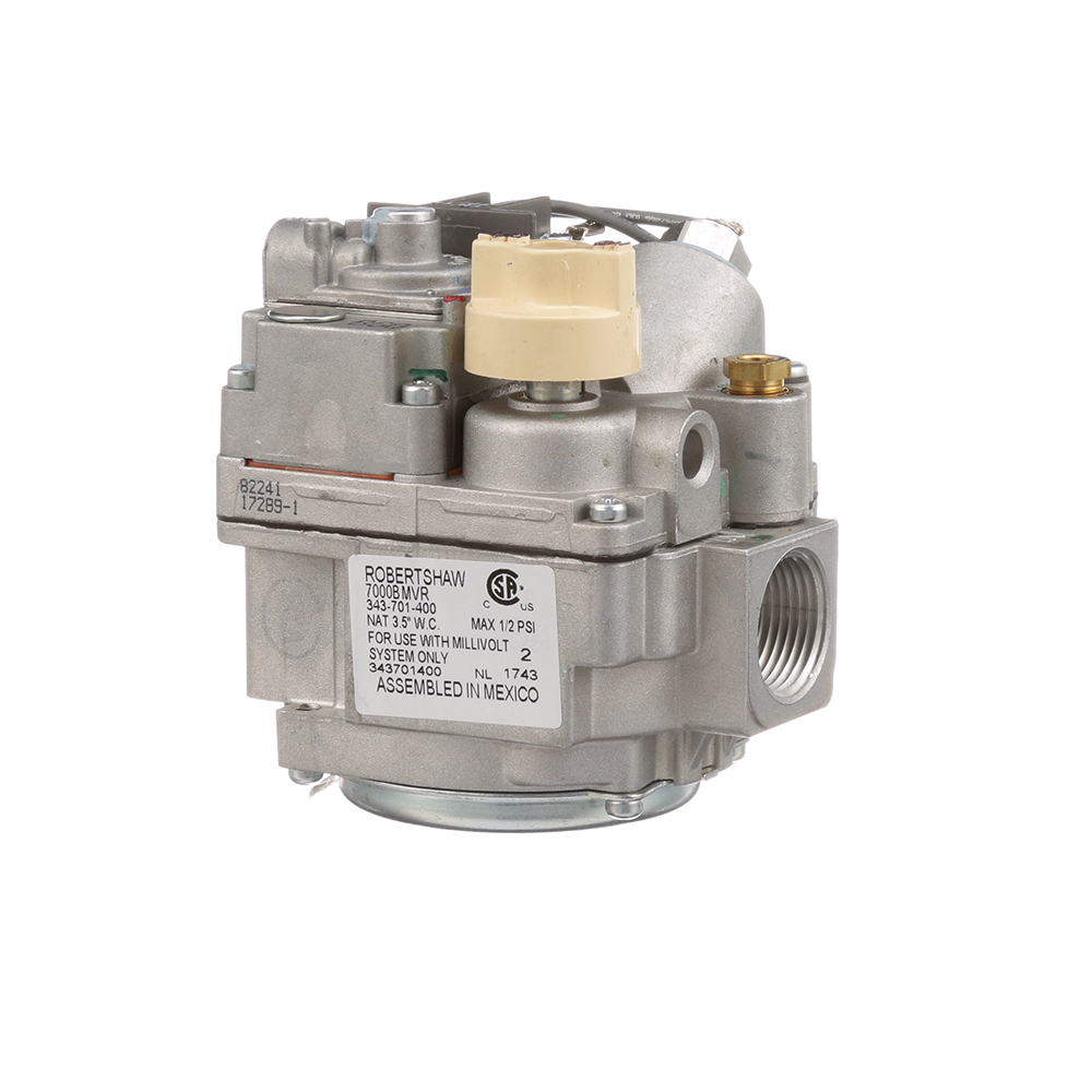 "GAS VALVE-NAT 3//4/"" FPT IN//OUT for American Range Fryer AF-25 AF-45 AF-75 541108"