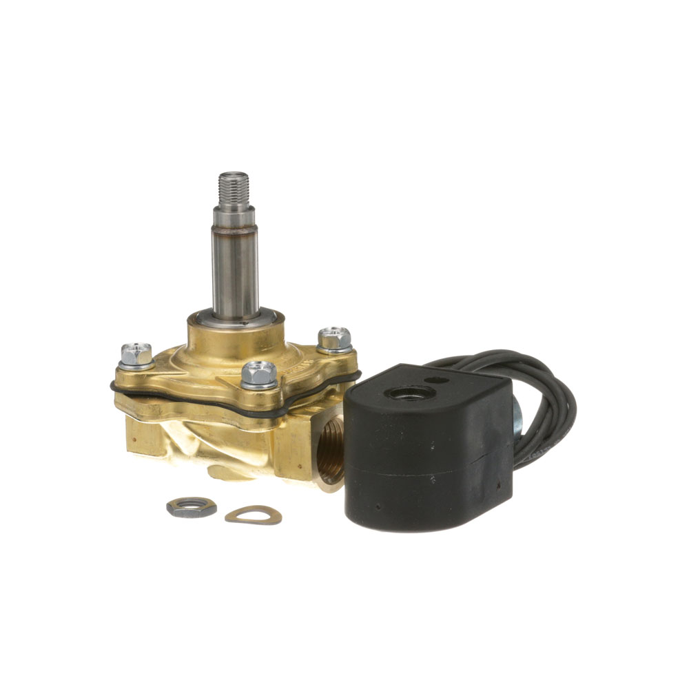 "58-1051 - STEAM SOLENOID VALVE 1/2"" 120V"