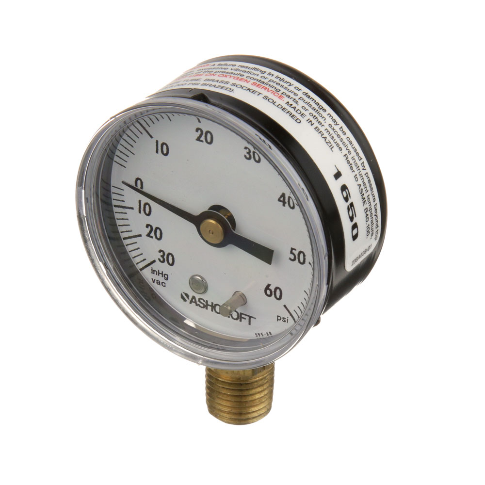 62-1001 - COMPOUND GAUGE 2, 30V-60P