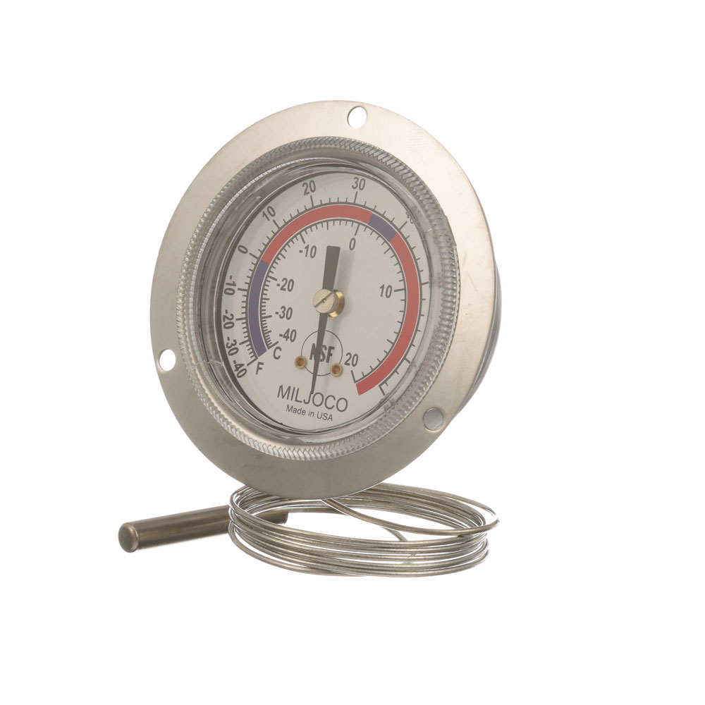 62-1040 - THERMOMETER 2-1/2, -40 TO 65 F,