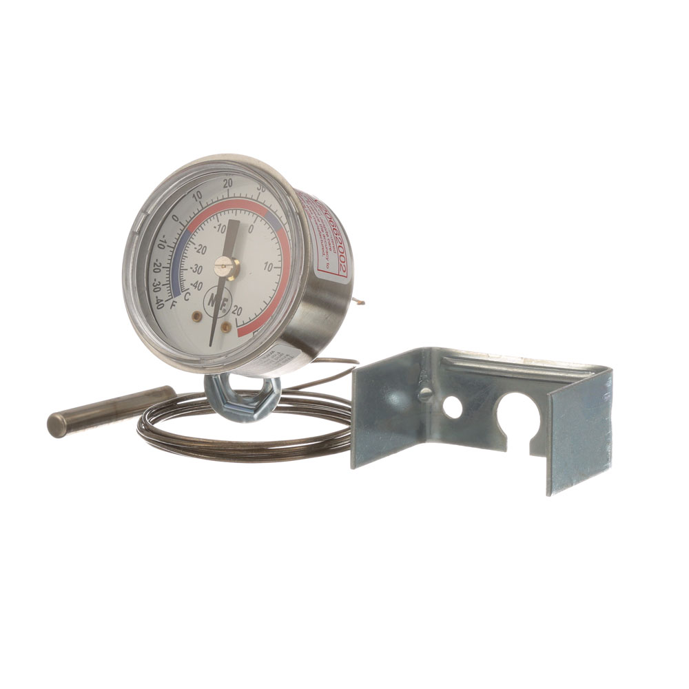 62-1042 - THERMOMETER 2, -40 TO 65 F, U-CLAMP