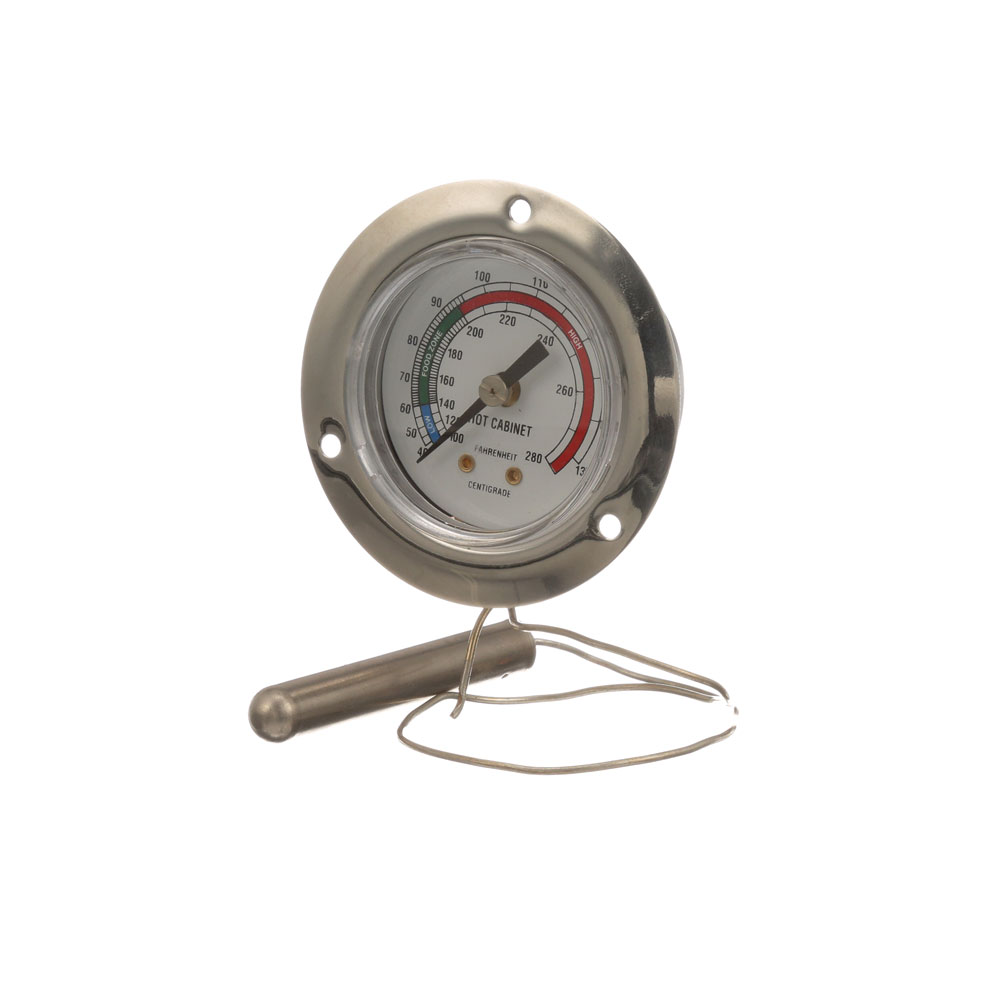 "62-1048 - THERMOMETER 2"", 100-280F,  3"" FLANGE"