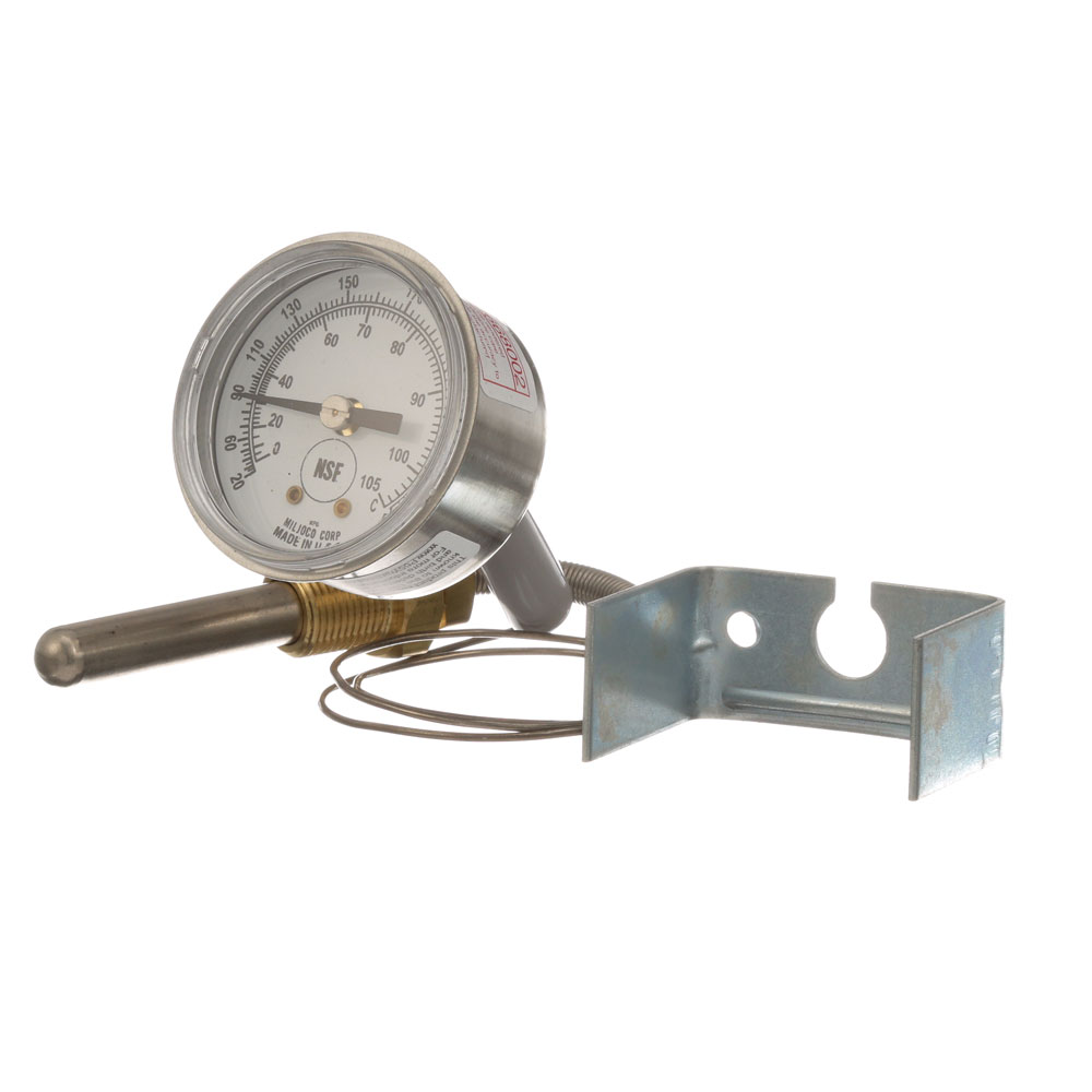 "62-1050 - THERMOMETER 2"", 0-220 F, U-CLAMP"