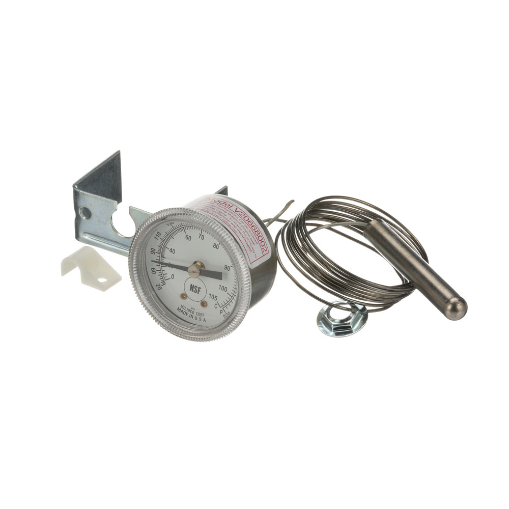 62-1059 - THERMOMETER 2, 30 TO 240F, U-CLAMP