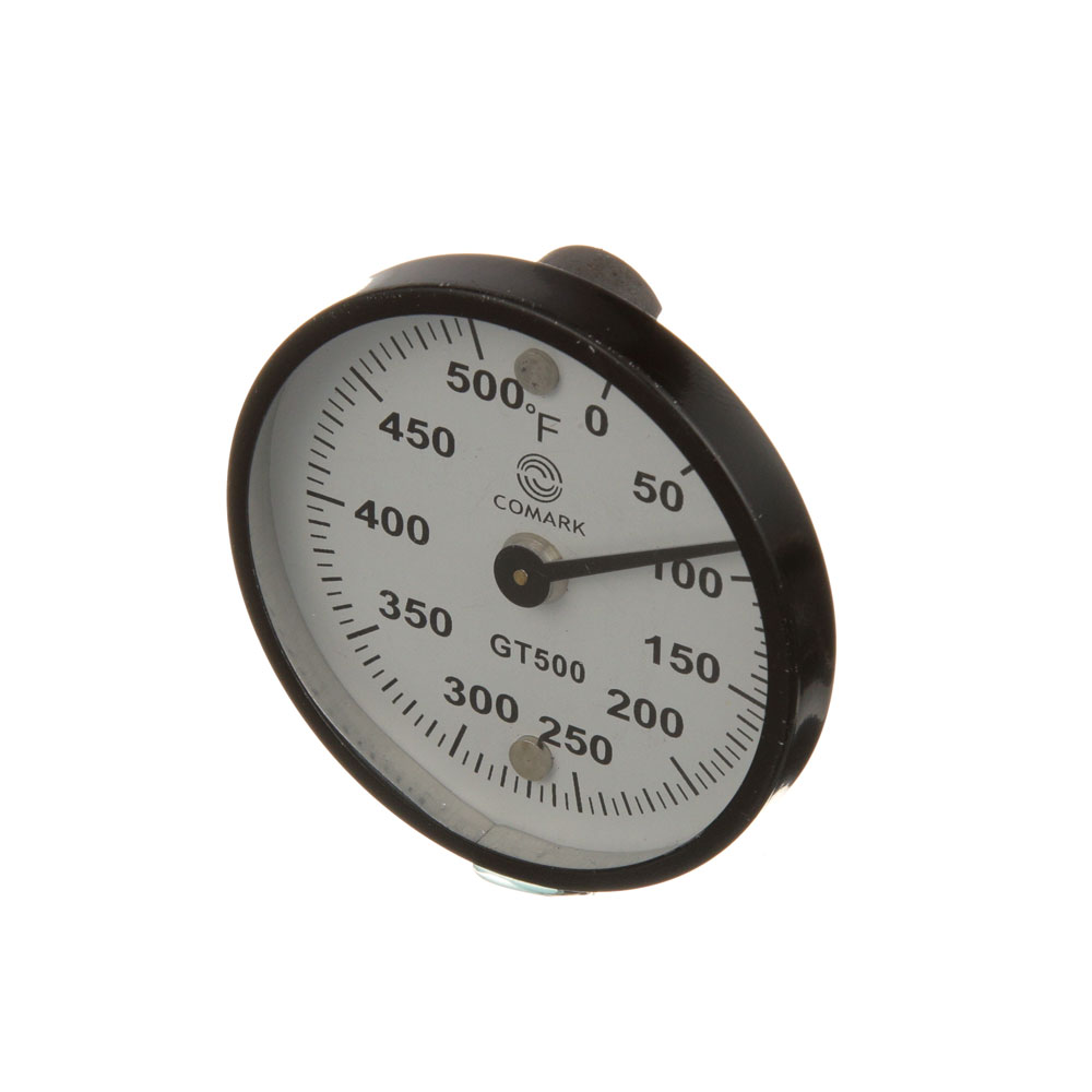 "62-1076 - THERMOMETER 2"", 0-500F,  MAGNET"