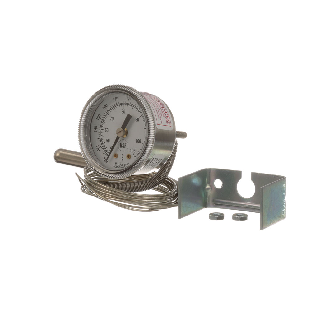"62-1083 - THERMOMETER 2"", 100-220-F, U-CLAMP"
