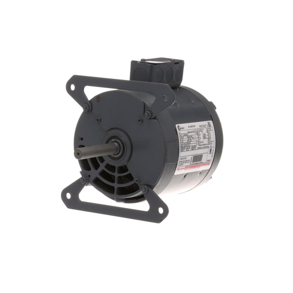 68-1009 - BLOWER MOTOR, 1/2HP, 100-115V/200-230V