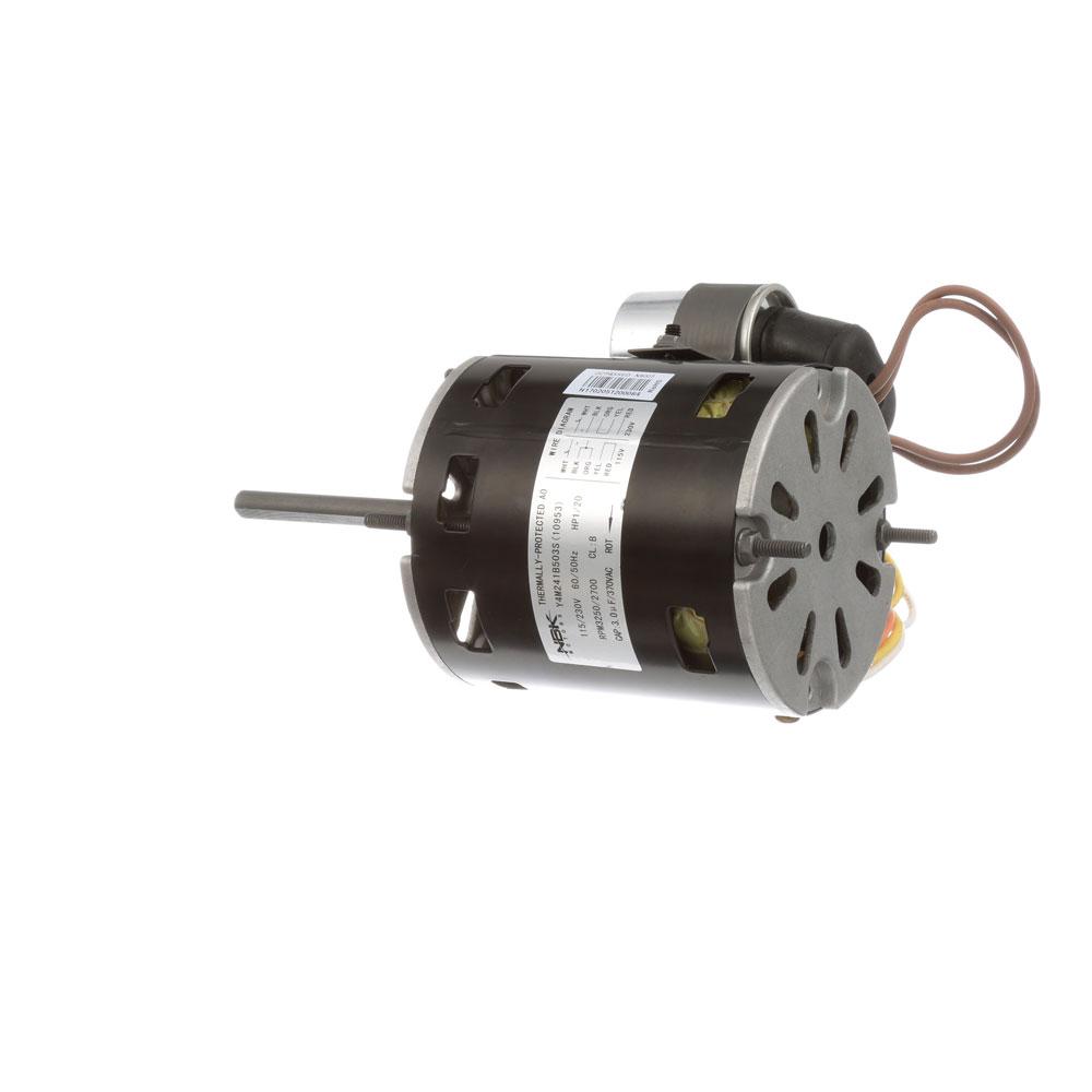 68-1062 - FAN MOTOR 115/230V, 1/20HP, 1P