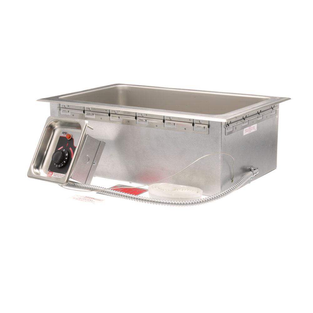 APW EQUIP - HFW-1D-208/240V - DROP-IN FOODWARMER, 208V 1200W, 240V 1600W