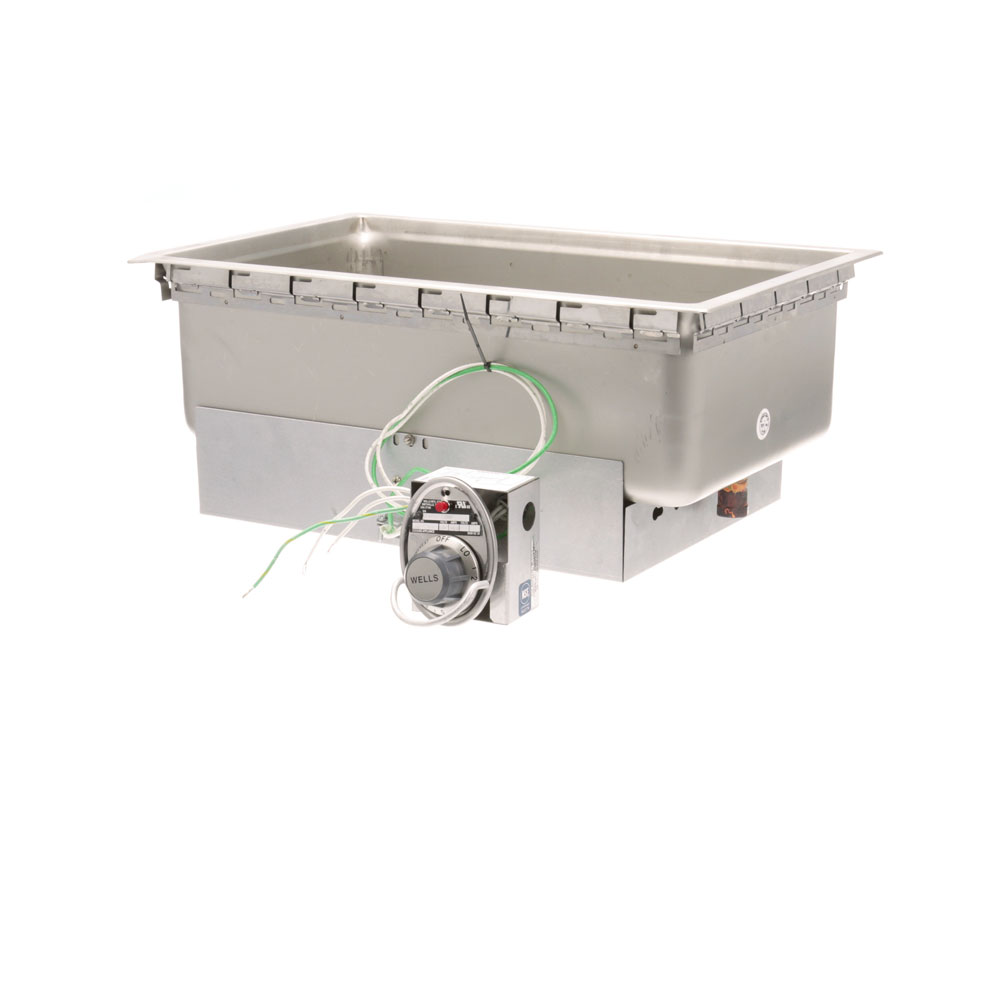 WELLS - 5P-SS206D-120 - HOT FOOD WELL 120V 1200W