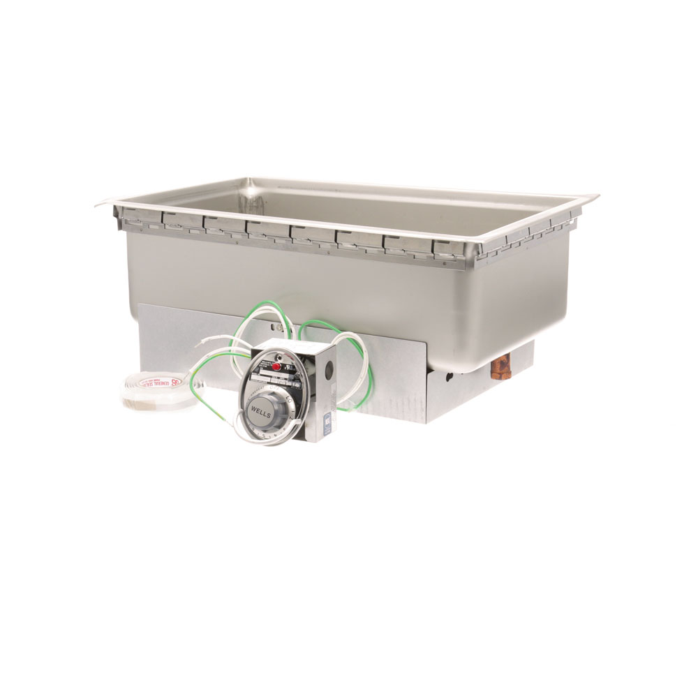 WELLS - 5P-SS206D - HOT FOOD WELL 208V/240V 900/1200W