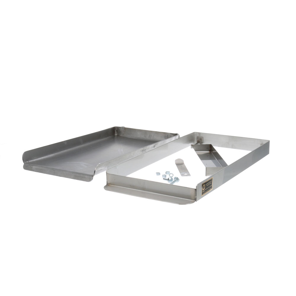 76-1150 - 2 RANGE BURNER GRIDDLE