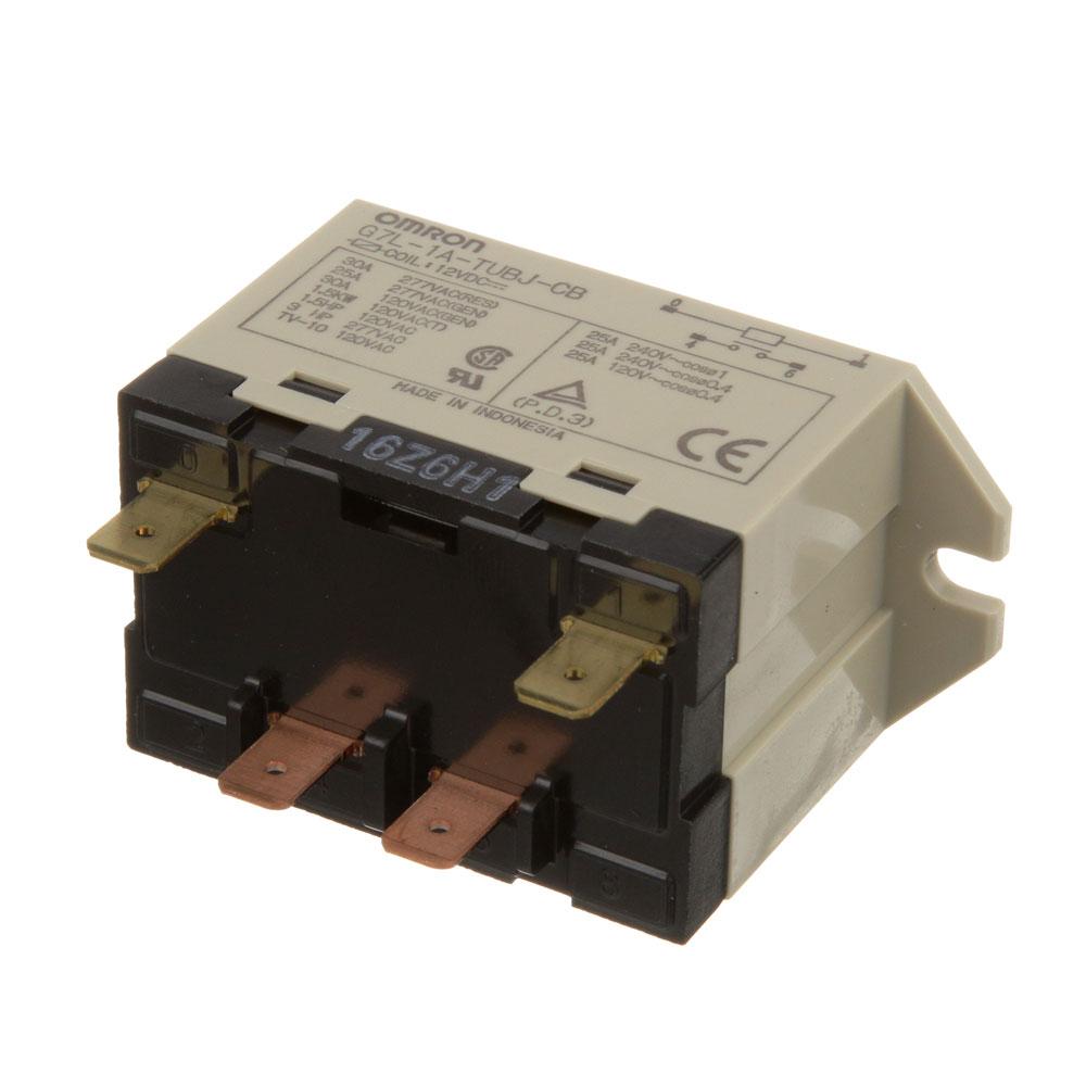 800-1117 - VAC 12VDC RELAY