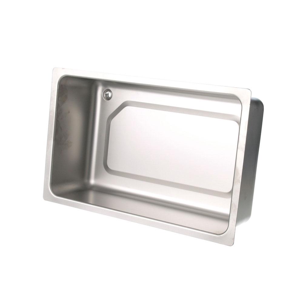 800-1789 - 500 WELL PAN W/DR & STUD