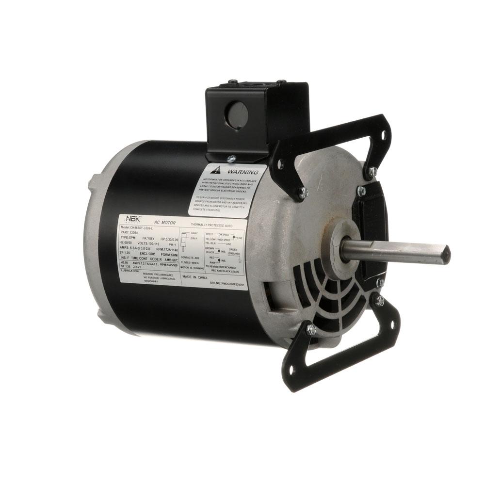 800-2371 - 115V R/B 1219804 MOTOR