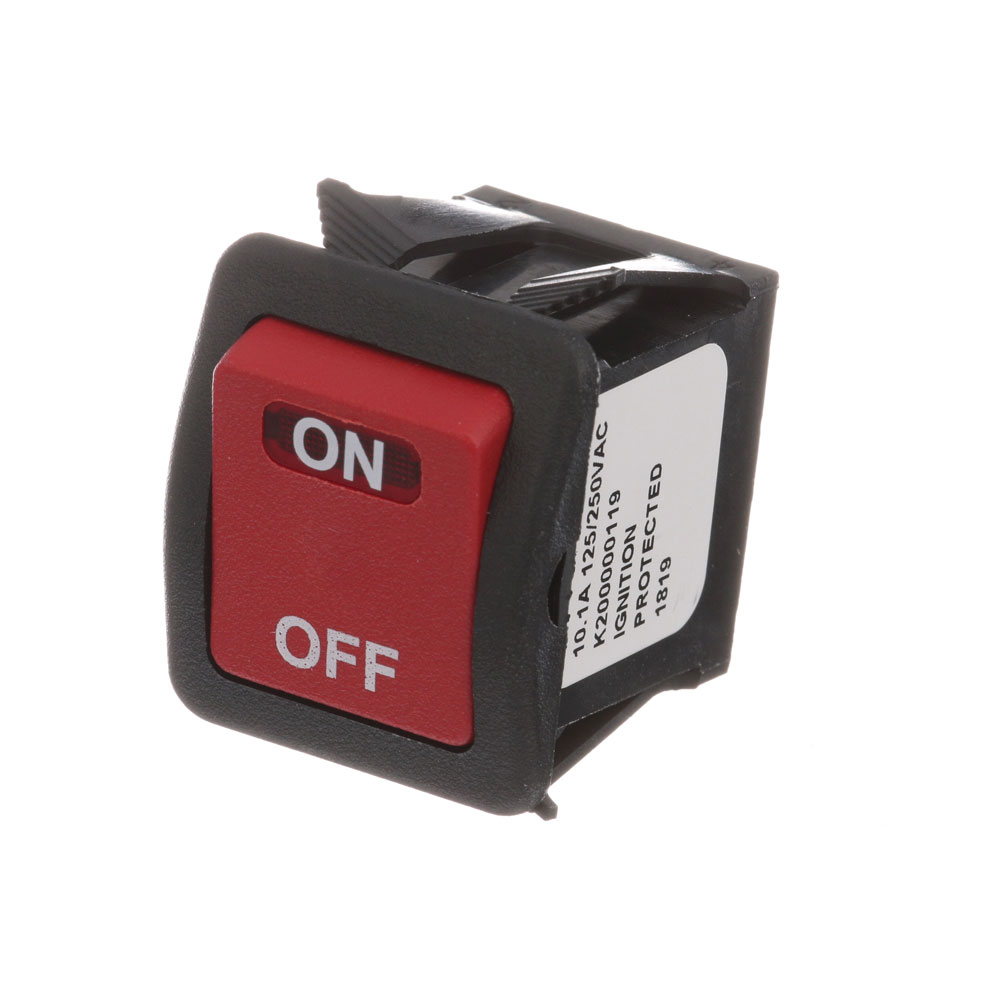 800-8787 - POWER - MOMENTARY SWITCH