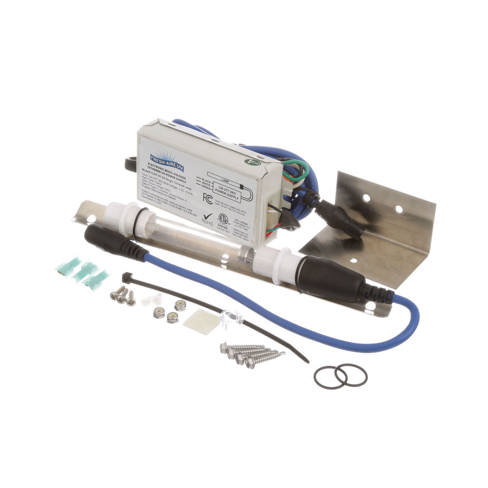 800-9406 - UV ICE - SINGLE LAMP