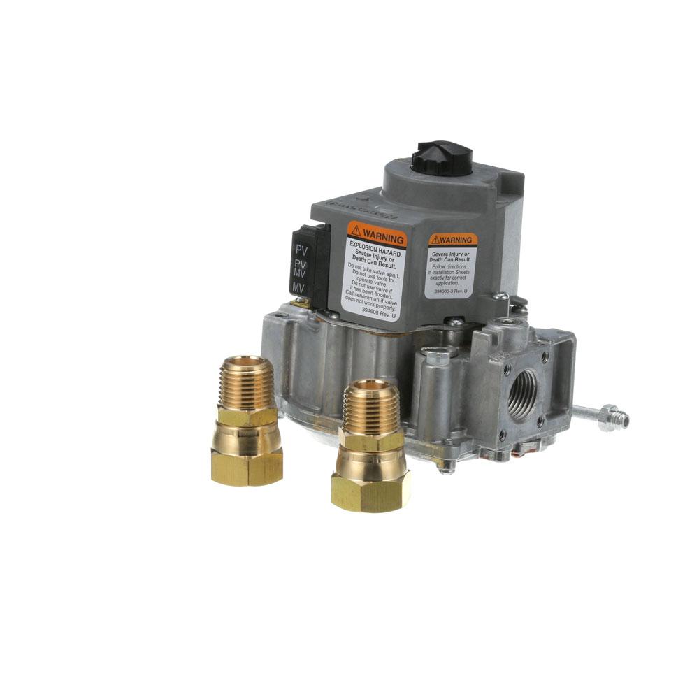 801-2498 - VALVE, GAS SAFETY 24V, NAT, VR8204