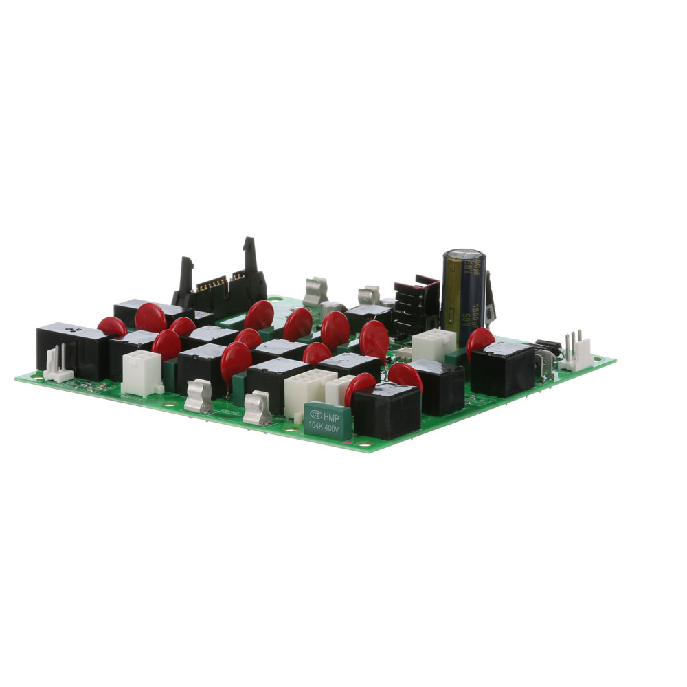HOBART - 00-919472-00002 - RELAY BOARD ASSY FT900, CLE, CLEN