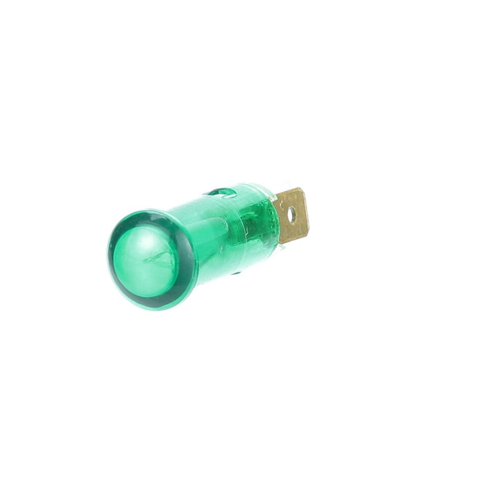 GILES - 20398 - INDICATOR LIGHT, GREEN,250V, 0.5W