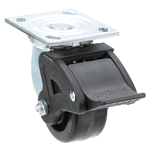 "103-1058 - CASTER,PLATE (4"",W/BRK)"