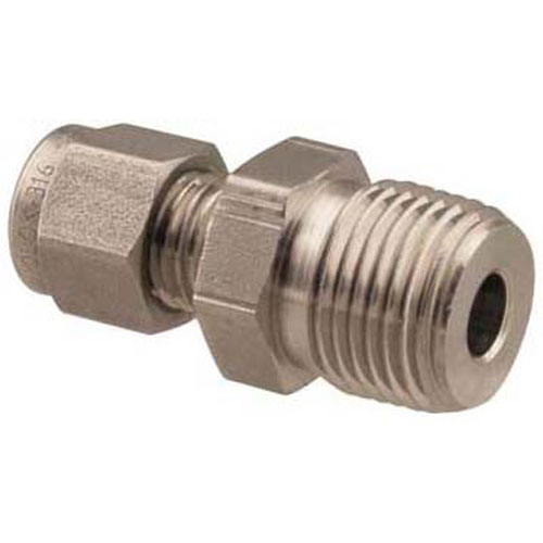 "ULTRAFRYER - 24A270 - CONNECTOR,MALE, 1/4""OD X 3/8NPT"